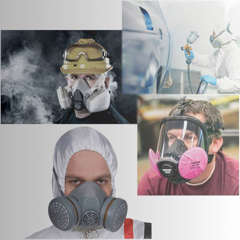 Respirator for painting cars: why is it necessary and how to choose?