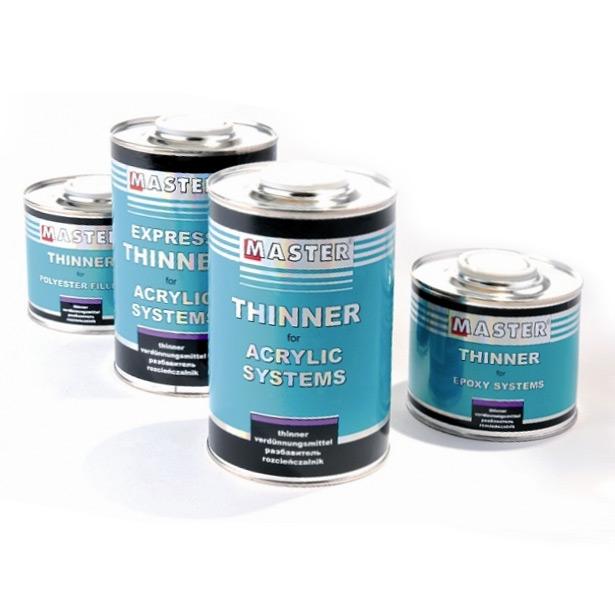 Master Zero VOC thinners