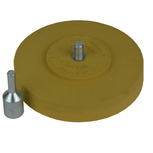 removal disk with holder