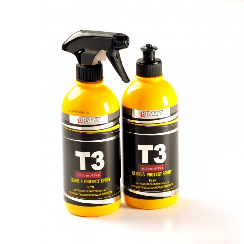 Clean And Protect Spray T3