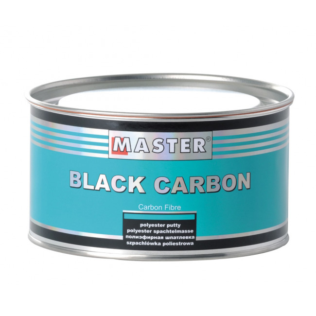 black carbon body filler